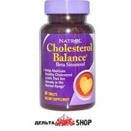 Natrol Cholesterol Balance 60 tab