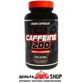 Nutrex Research Labs Caffeine 200 60 Liquid Capsules