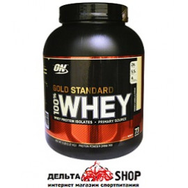 Optimum Nutrition Gold Standart 100% USA 2270 гр