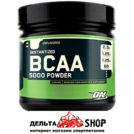 Optimum Nutrition BCAA 5000 Powder 360гр