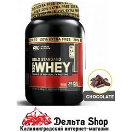 Протеин 100% Whey Gold Standard 1090gr