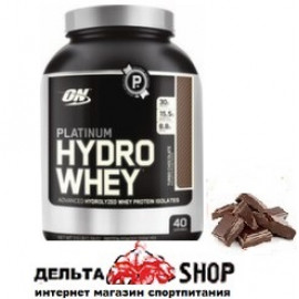Optimum Nutrition Platinum Hydrowhey 1590gr