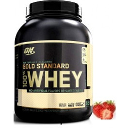 Optimum Nutrition Natural 100% Whey Gold Standard Gluten Free 2180gr
