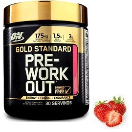 Optimum Nutrition USA Gold Standard PRE-WORKOUT 300gr