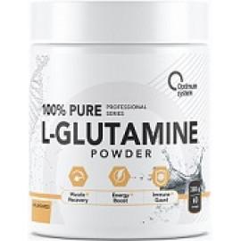OPTIMUM SYSTEM 100% PURE L-GLUTAMINE 300gr