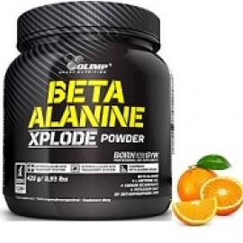 Olimp Beta-Alanine Xplode orange 420gr