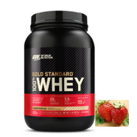 Optimum Nutrition 100% Whey Gold Standard USA 911gr