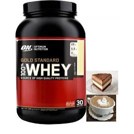 Optimum Nutrition USA 100% Whey Gold Standard 912gr