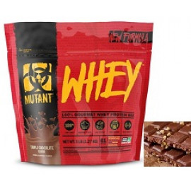 Mutant Core Series Whey 4500gr шоколад