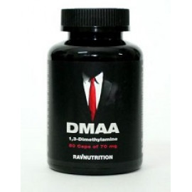 RAVNUTRITION DMAA 70 mg 50 таб