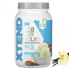 Xtend Pro изолят сывороточного протеина вкус ванильного мороженого 810gr