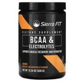 Sierra Fit BCAA и электролиты 7 г BCAA манго 435 г