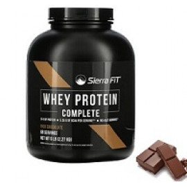 Sierra Fit Whey Protein Complete насыщенный шоколад 2,27кг