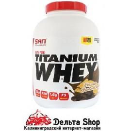 SAN 100% Pure Titanium Whey USA 2240gr