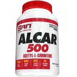 SAN Nutrition ALCAR 500 Acetyl-L-Carnitine 60 Capsules