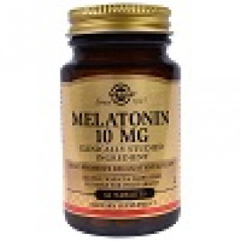 Solgar Melatonin 10 mg 60 таблеток