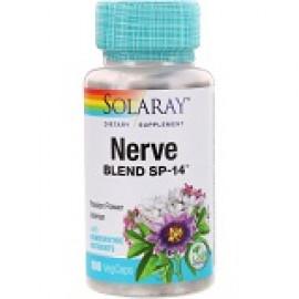 Solaray Nerve Blend SP-14 100 VegCap