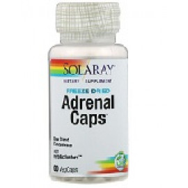Solaray Adrenal Caps 60 вегетарианских капсул