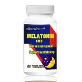Stenhord melatonin sleep maximum 5MG 60 TABLETS