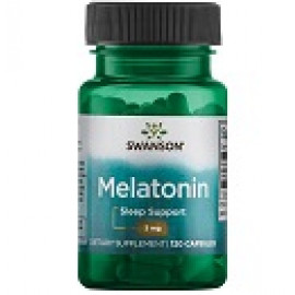 SWENSON Melatonin 3mg 120kap