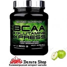 Scitec BCAA + Glutamine Xpress 600gr