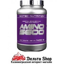 Scitec Nutrition Amino 5600 500cap