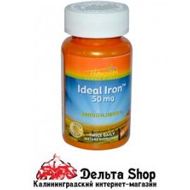 Thompson Идеальное железо 50 мг 60 таблеток