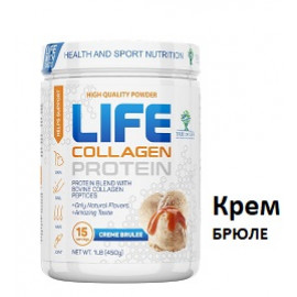 Tree of life Life Protein Collagen 450 гр