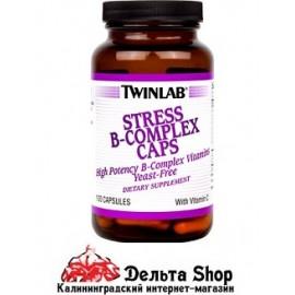 Twinlab Stress B-Complex Caps 100cap