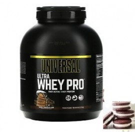 Universal Nutrition Ultra Whey Pro крем печение 2,273 кг