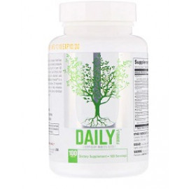 Universal Nutrition Daily Formula мультивитамин 100 таблеток