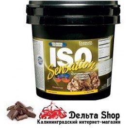 Ultimate Nutrition Iso Sensation 93 2270 gr