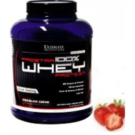 Ultimate Nutrition Prostar 100% Whey Protein 2390gr