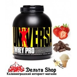 Ultra Whey Pro от Universal Nutrition USA 2270 gr