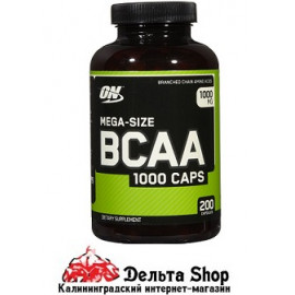 Optimum Nutrition BCAA USA 400 kap